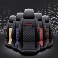 New leather Universal auto car seat covers Honda all model URV CRV CI