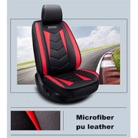 Universal PU Leather car seat covers Nissan Qashqai Note Murano March