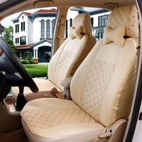 Custom Imitation Leather Car Seat Cover Honda Accord FIT CITY CRV X