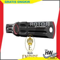 Crank Arm Crankarm ROTOR Brand 2INPower 170mm Bicycle Empire kode1723