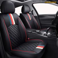 Leather car seat cover honda freed stream accord 2018 crv civic jezz