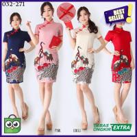 Good New Batik 031 032 - Wanita Arrival Baju Ceongsam Wanita Batik Bes