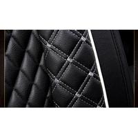 PU Leather car seat covers Honda CRV XRV Odyssey City crosstour CRIDE