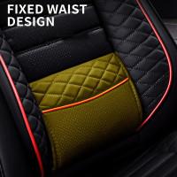 High PU Leather car seat covers 5 seats Honda all model URV CRV CIVIC