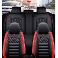kalaisike Leather Universal Car Seat covers Nissan all models March q