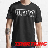 T-Shirt Distro TK Hater periodic table elements 432949