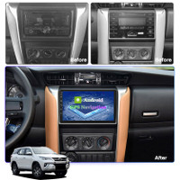 Car Audio Intelligent System Android 10 Toyota Fortuner 20152018 Ste