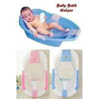 Helper baby helper memandikan bath alat babybath bayi bantu