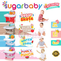 Sugar Baby Booster sit on Folded Booster Seat