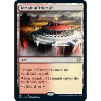 Temple of Triumph (A4)