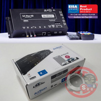Audison Bit Play HD Multimedia Player with SSD accessories 23JZ1