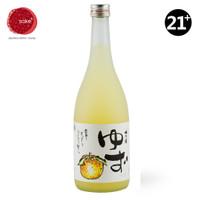 UMENOYADO YUZU SAKE 720ml