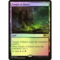 Temple of Silence (Foil) (A4)