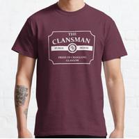 Baju Kaos The Clansman Pub Classic