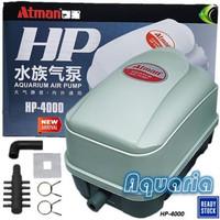 Dijual Atman HP-4000 Pompa Udara High Quality Air Pump HP4000 Limited