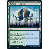 Temple of Mystery (M21) (A4)