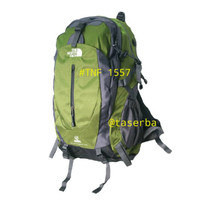 The 50 Face North Tas Liter 1557 L TNF Gunung Daypack Outdoor Backpack