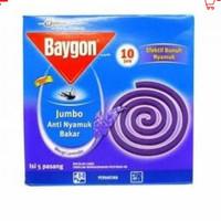 obat nyamuk bakar baygon jumbo lavender