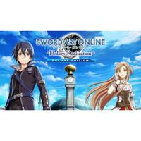 Promo SWORD ART ONLINE: Hollow Realization for Nintendo Switch Murah