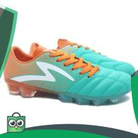 NEW PROMO Sepatu bola Specs Equinox FG Comfrey green orange original