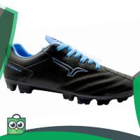 NEW PROMO Sepatu Bola Calci Epic 2 SC Black Blue Original