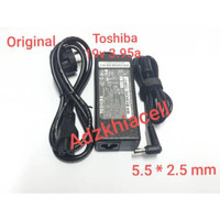 Hemat Adaptor Charger Laptop TOSHIBA 19V 3.95A Satellite A100 A105 OR