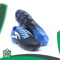 NEW PROMO Sepatu Bola Specs Equinox FG black tulip blue original