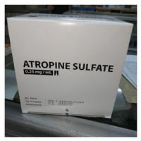 Atropin (Perbox isi 100 Ampul)