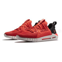 UNDER ARMOUR HOVR SLK EVO PERF SUEDE MARTIAN RED/GRAY FLUX/MARTIAN RED