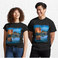 Kaos Bunratty Castle and Durty Nellys Pub 856 Unisex T-Shirt