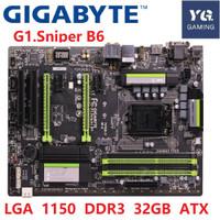 Gigabyte Ga-G1.Sniper B6 Motherboard Sistem Mainboard Terintegras SP12