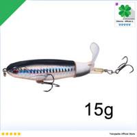 Atriptime Umpan Pancing Popper Bentuk Ikan Long Tall - SCF3109