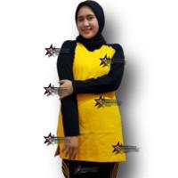 Olahraga Kaos oblong Kaos muslimau Baju Muslimah Wanita muslimah Atasa