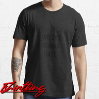 T-Shirt Distro TK Haters gonna hate 75805725031