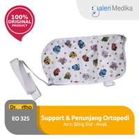 Arm Sling Kid Dr. Ortho EO-325 Alat Penyangga Tangan Baby Anak Balita