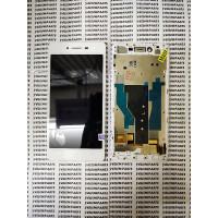 FRAME OPPO R7 LCD ORIGINAL R7F SET TOUCHSCREEN
