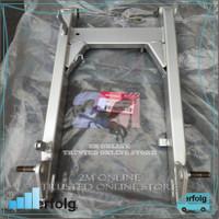 Swing Arm New Supra X 125 FI Tromol Silver Ori AHM 52110-K41-N00ZB