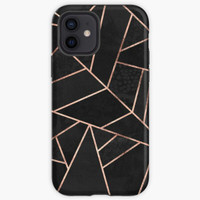 Casing Black And Rose Gold Oppo F3 F5 F7 F9 F1S
