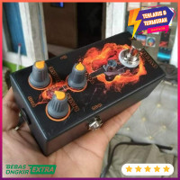Best Seller ASFX AS overdrive Effect Efek guitar drive over stompbox m