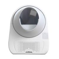CATLINK CL-02 Smart Cat Litter Box Semi-Closed Automatic Sensor Cle i4
