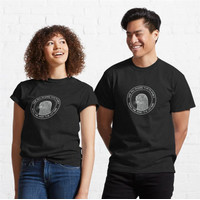 Kaos Otter We All Share This Planet on black 686 Unisex T-Shirt