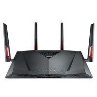 BayBShop ASUS RT-AC88U Dual Band Gigabit WiFi Gaming Router with