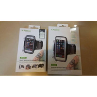 D1 CAPDASE POSH ARMBAND CASE IPHONE 5 6 7 7 8 X NOTE 8 S8 S9 A8 170A