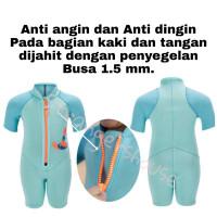 pantai for Baju Anti Anak kids Renang Bayi Dingin Hangat Wetsuit Baju