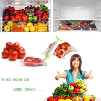 Sous-Vide Bags Essentials Kit for Anova Cooker, Reusable Food