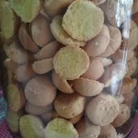 100gr Roti Bagelen Bagelan Spesial Mentega Original Bulat Enak 100 gr