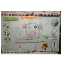Bouncer MP3 SD Baby Elle with Card Function Swing Automatic BabyElle B