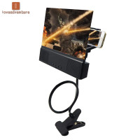 LV 12 Inch Phone Screen Amplifier with Audio Bluetooth Speaker Mobi m3