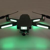 BayBMarket Drone Universal Luminous Sticker for Autel EVO 2/DJI Mavix
