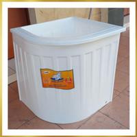 Bak Air Kamar Mandi Minimalis Modern PVC Walrus Tangki Air